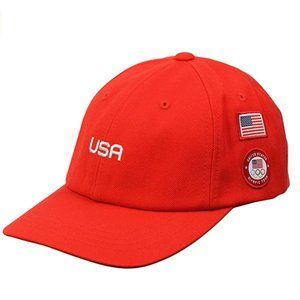 Hurley Women's USA Baseball Dad Hat